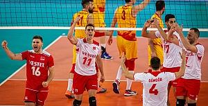 Avrupa Şampiyonası | Kuzey Makedonya 0-3 Türkiye