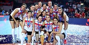 Avrupa Şampiyonası | Türkiye 2-3 Sırbistan