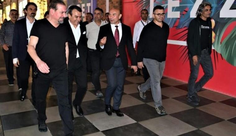 Anadolu Ateşi İzmir'de