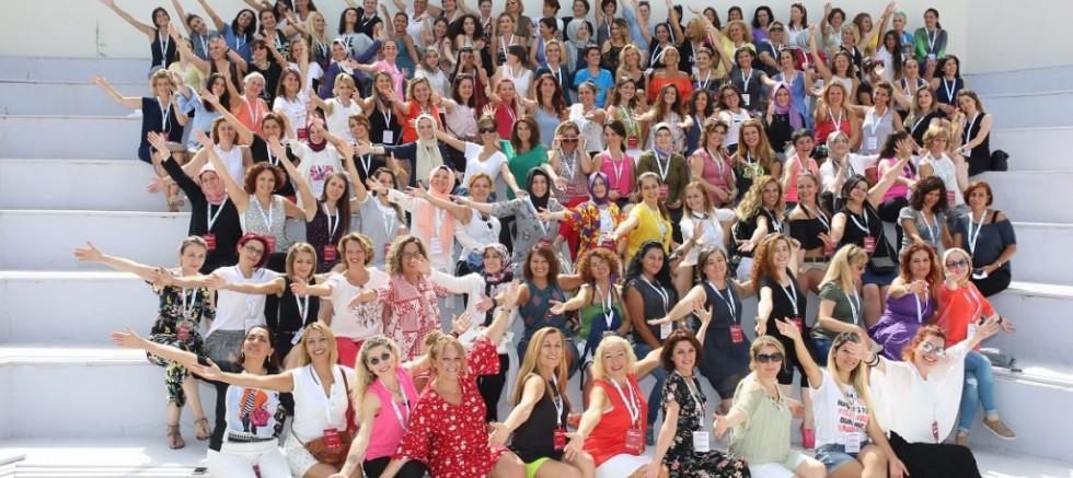 b-fit'in Girişimci Kadınları 13. b-fit Franchise Kongresinde Buluşuyor