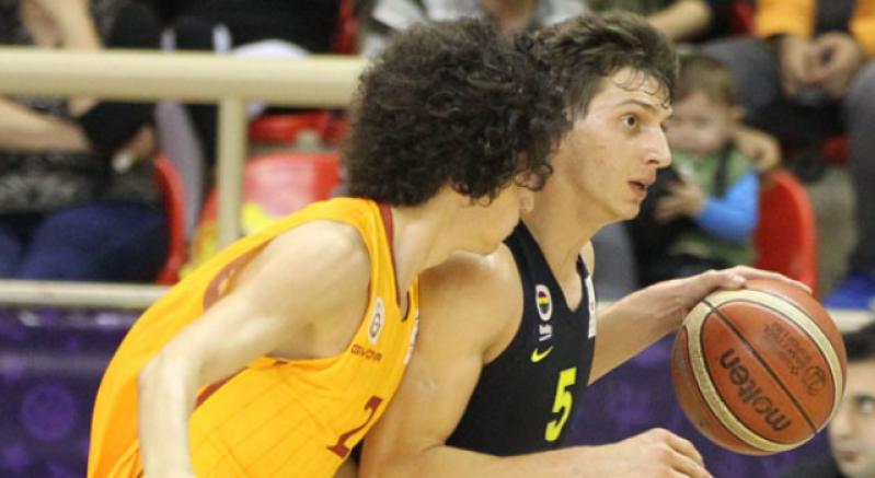 Basketbol Gençler Ligi'nde İkinci Hafta Karşılaşmaları Tamamlandı