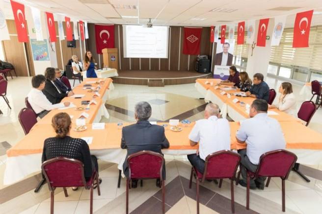 Daire Başkanlarına, Kalite Yönetim Sistemi Farkındalık Eğitimi Verildi