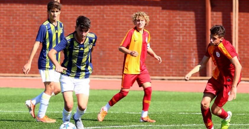 FB 14, 15, 16 Yaş Altı Futbol Takımları Maç Sonuçları