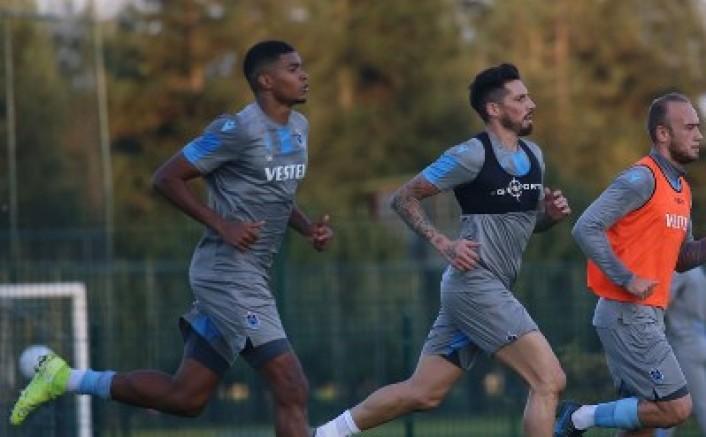 Gaziantep FK Maçı Hazırlıkları Devam Ediyor