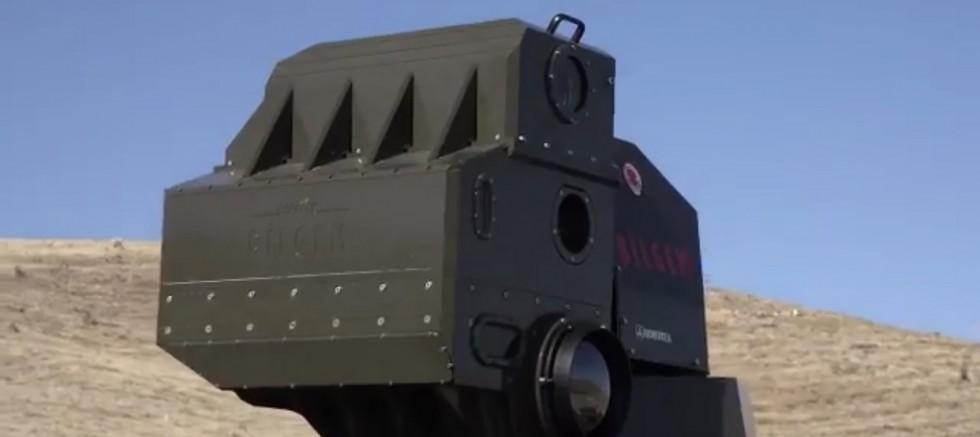 Milli Lazer Silahı ARMOL