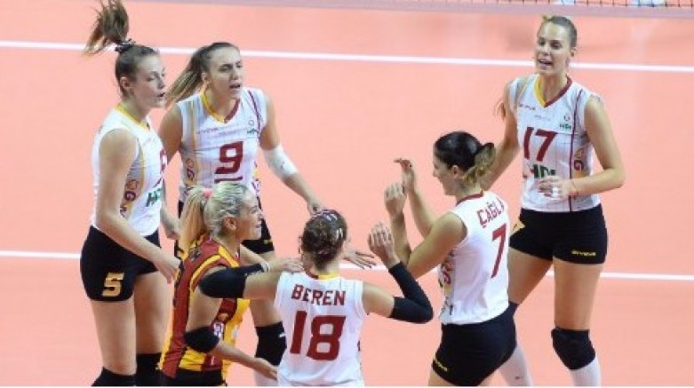 Nilüfer Belediye 1-3 Galatasaray HDI Sigorta