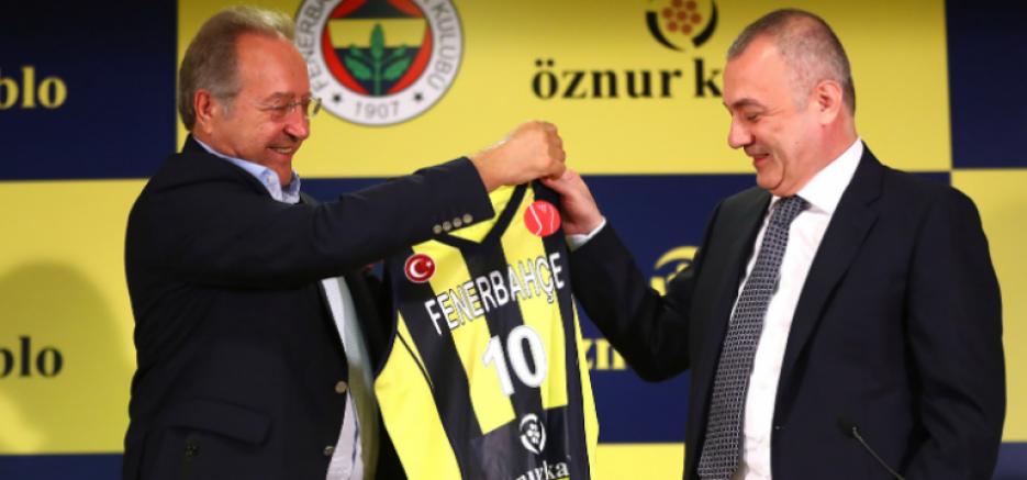 Öznur Kablo, Fenerbahçe Kadın Basketbol Takımının İsim Sponsoru Oldu