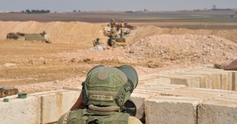 Son 36 Saatte PKK/YPG'li Teröristler 14 Taciz/Saldırı Gerçekleştirdi