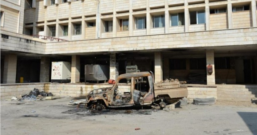 """""""Terör Örgütü PKK/YPG'nin Kullanılamaz Hale Getirdiği Rasulayn Hastanesi'nin Eksikleri Giderilecek"""""""