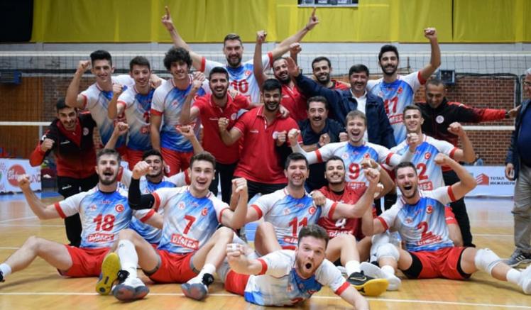 Tokat Bld. Plevne, Balkan Şampiyonu Oldu