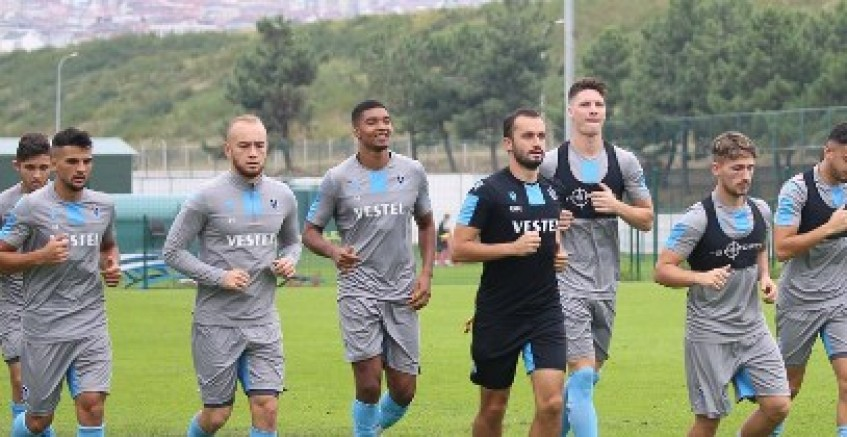 Trabzonspor Krasnodar Maçı Hazırlıkları Başladı