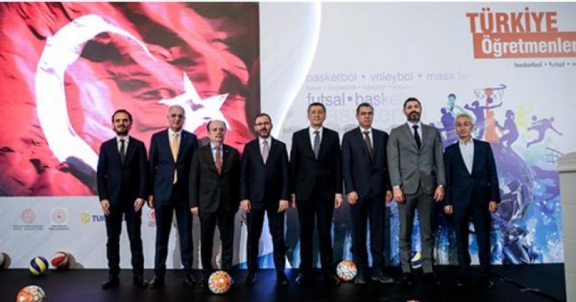 Türkiye Öğretmenler Kupası, Ankara'da Tanıtıldı