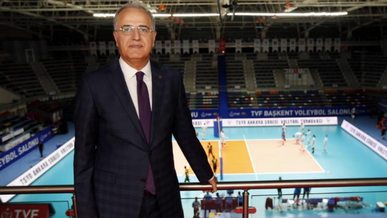 TVF Başkanı Mehmet Akif Üstündağ'dan Kutlama Mesajı
